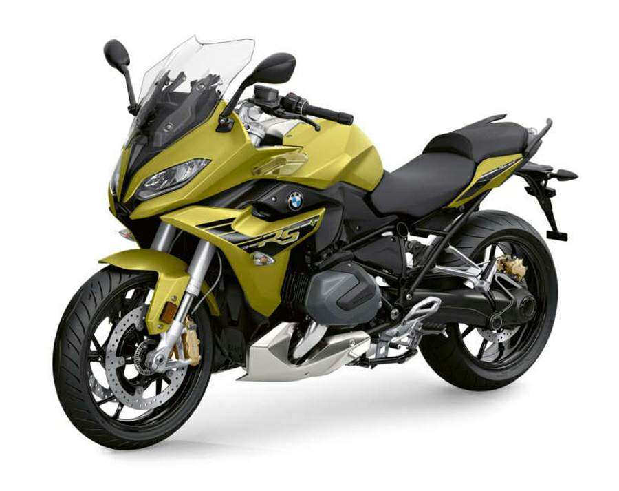BMW R 1250RS technical specifications